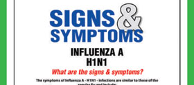 Ministry of Education H1N1 Poster